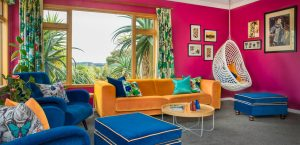 Private Residence- A Vibrant Escape